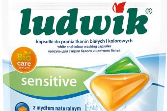 LUDWIK przedstawia nowy sposób na doskonale czyste pranie dla osób o wrażliwej skórze