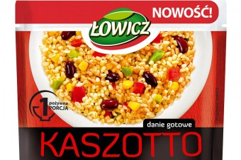 Risotto i kaszotto Łowicz