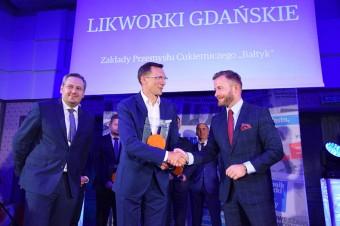 """TOP PRODUKT dla """"Likworków Gdańskich"""" z BAŁTYKU"""