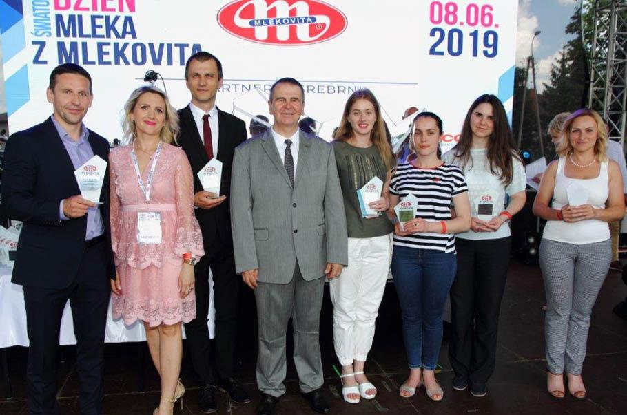 Światowy Dzień Mleka w Polsce z MLEKOVITĄ