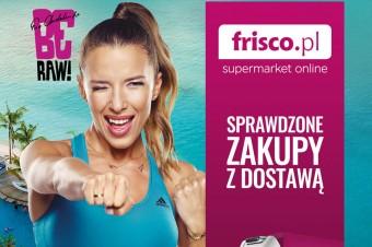 Frisco.pl, BeRAW oraz BeDiet.pl Ewy Chodakowskiej łączą siły