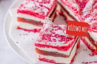 Róż i już! Pomysły na desery w różowym kolorze