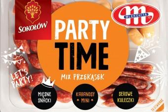 NOWOŚĆ – przekąski mięsno-serowe od MLEKOVITY i Sokołowa Snackowite połączenie