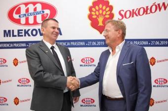 Nowe marki, innowacyjne projekty biznesowe – konferencja prasowa Grupy MLEKOVITA i Sokołów S.A.