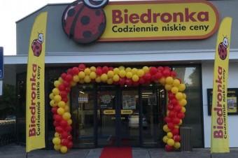 Odnowiony i ulepszony: 1 lipca sklep Biedronka we Wrocławiu powrócił w nowym formacie