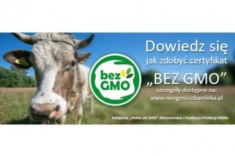 Zalety znakowania produktów wolnych od GMO