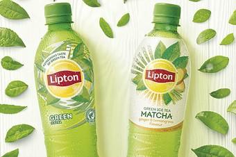 Dodaj lekkości swojemu dniu z Lipton Ice Tea Green