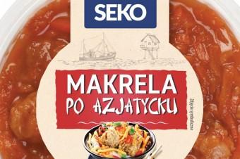 Jedyne takie na rynku – zapiekane makrele od SEKO