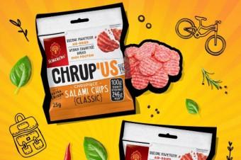 CHRUP'US – pierwsze na rynku chrupiące salami