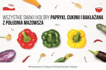 Kampania promująca polskie warzywa z południa Mazowsza startuje po raz drugi