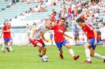Biedronka spełnia piłkarskie marzenia. Polacy zagrają o tytuł Mistrzów Świata
