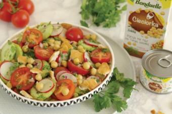 Bonduelle przypomina o warzywach Porcja na Raz na Twoją sałatkę