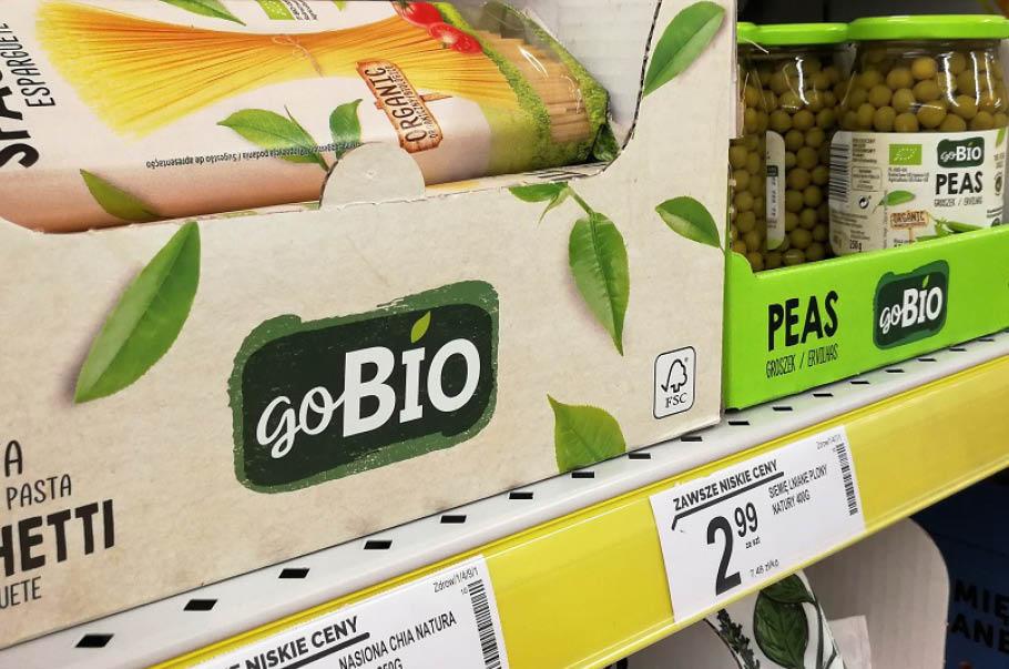 Sieci handlowe zmieniają nastawienie do produktów BIO