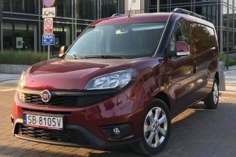 Fiat Doblo Cargo Maxi 1.6 Multijet