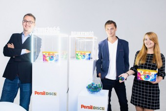 Persil zaprezentował kapsułki przyszłości!
