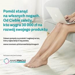 Ty też możesz wesprzeć kobiecy biznes. Wystarczy kliknąć.