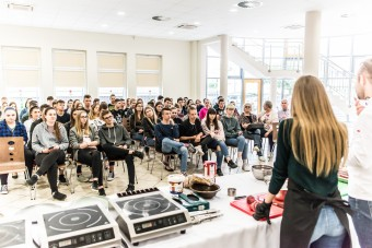MAKRO Polska wspiera młodych adeptów sztuki kulinarnej