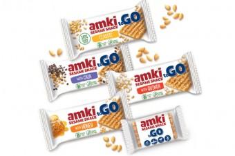 Zdrowsza alternatywa dla słodkiej przekąski – AMKI to GO!