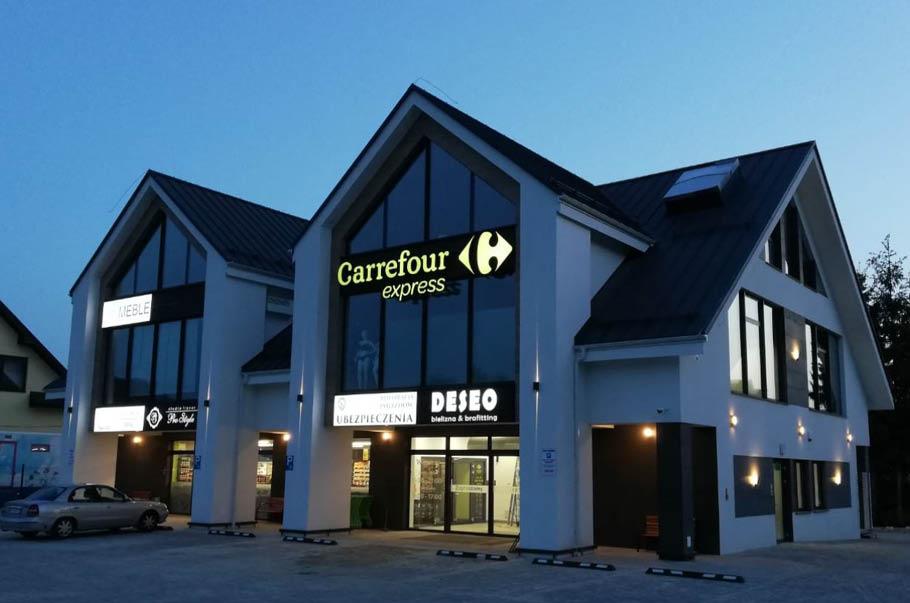 Carrefour inwestuje w rozwój franczyzy we wszystkich formatach