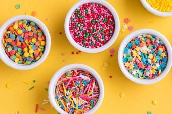 Słodycze w wersji mini