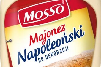 Majonez Napoleoński Mosso w nowym opakowaniu