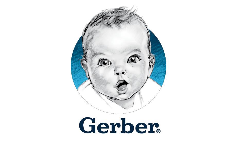 Gerber po ponad 90 latach odświeża logo
