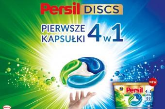 Persil Discs z 4 komorami już na rynku