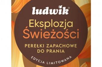 Poczuj eksplozję świeżości z perełkami zapachowymi Ludwik!