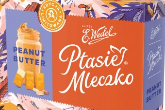 Orzech Włoski i Peanut Butter, czyli nowe smaki pianek Ptasie Mleczko® na jesień