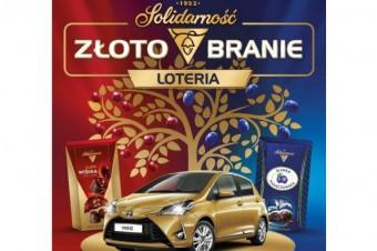 Wystartowało ZŁOTOBRANIE – loteria Solidarności ze złotymi nagrodami