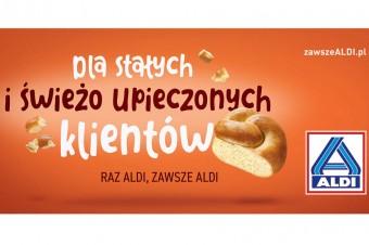 RAZ ALDI, ZAWSZE ALDI - nowa kampania marketingowa sieci sklepów ALDI