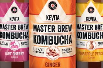 KeVita – nowość na polskim rynku! Niezwykły smak odświeżającej kombuchy ze słonecznej Kalifornii