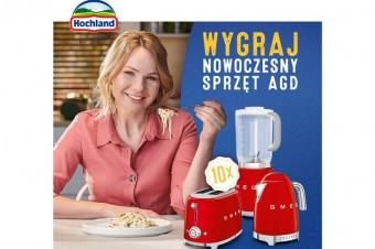 """Gotuj z Hochland"""" – nowy konkurs promocyjny!"""