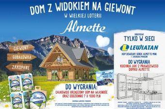 Kuchnia do wygrania – w konkursie Lewiatana - identyczna jak z domku Almette!