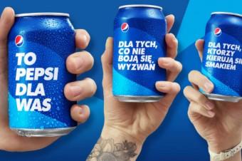 """""""To jest Pepsi dla Was"""" – nowa kampania Pepsi z udziałem (nie)zwykłych ludzi"""