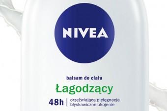 Ukojenie po lecie z nowym Łagodzącym balsamem do ciała NIVEA!