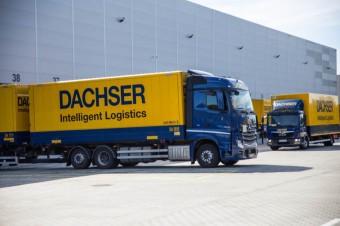 Dachser z nową bezpośrednią linią na zachód Niemiec