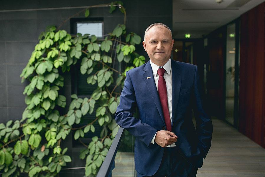 Wywiad z Januszem Cieplińskim, Prezesem firmy MAGO