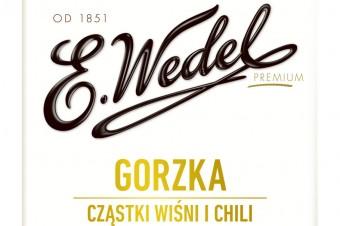 Nowość w linii czekolad gorzkich Premium od E.Wedel