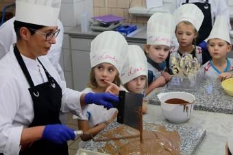 Goplana zaprasza najmłodszych na warsztaty do fabryki czekolady