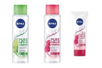 Nowa micelarna pielęgnacja włosów od NIVEA