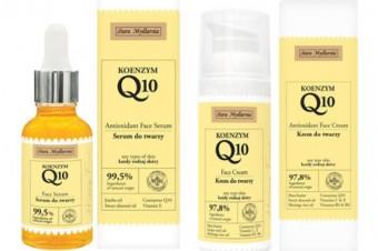 Koenzym Q10 – eliksir młodości w kosmetykach Starej Mydlarni