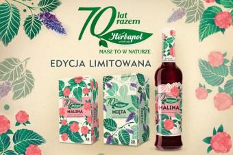 """""""Herbapol-Lublin"""" S.A. wprowadza limitowaną wersję etykiet w stylu vintage!"""