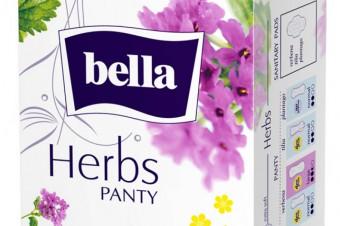 Wkładki higieniczne Bella Herbs verbena large