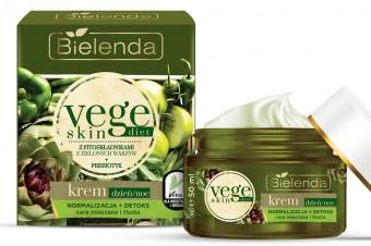 Vege Skin Diet – Warzywna linia do pielęgnacji twarzy