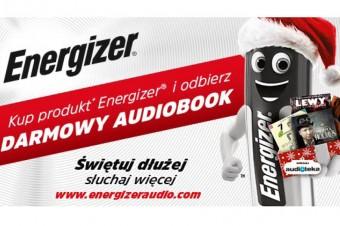 Nowa promocja Energizer i Audioteki