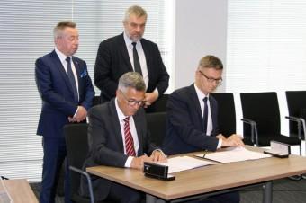 Grupa Azoty S.A. i KOWR z porozumieniem w sprawie współpracy na rzecz polskiego rolnictwa
