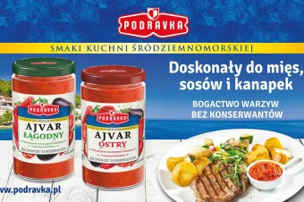 Śródziemnomorskie produkty Podravka promowane w kampanii telewizyjnej