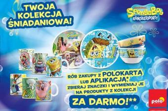 SpongeBob w POLOmarkecie!