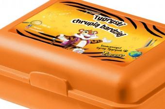 Powrót do szkoły z Tygryskiem!  Promocja w sklepach – lunchboxy za zakup produktów